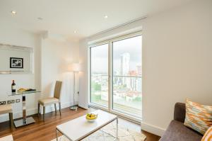 Native Canary Wharf, Apartmány  Londýn - big - 2