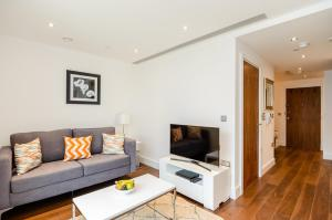 Native Canary Wharf, Apartmány  Londýn - big - 3