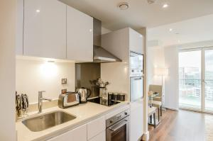 Native Canary Wharf, Apartmány  Londýn - big - 5