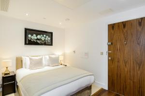 Native Canary Wharf, Apartmány  Londýn - big - 7