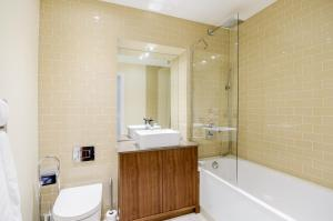 Native Canary Wharf, Apartmány  Londýn - big - 9