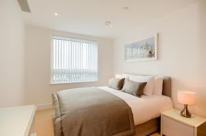 Native Canary Wharf, Apartmány  Londýn - big - 11