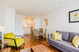 Native Canary Wharf, Apartmány  Londýn - big - 12