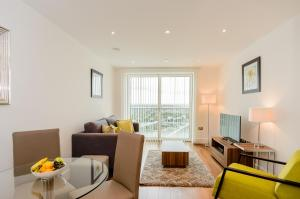 Native Canary Wharf, Apartmány  Londýn - big - 14