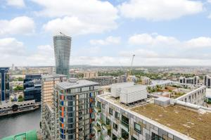 Native Canary Wharf, Apartmány  Londýn - big - 16