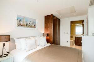 Native Canary Wharf, Apartmány  Londýn - big - 19
