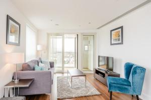 Native Canary Wharf, Apartmány  Londýn - big - 22