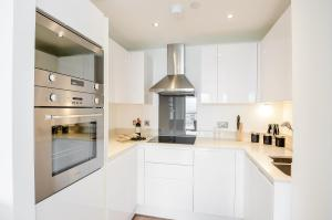 Native Canary Wharf, Apartmány  Londýn - big - 23