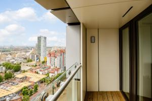 Native Canary Wharf, Apartmány  Londýn - big - 24