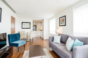 Native Canary Wharf, Apartmány  Londýn - big - 26