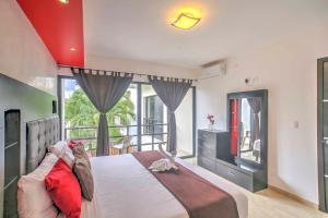 Paradise in Tulum - Villas la Veleta - V2, Prázdninové domy  Tulum - big - 4