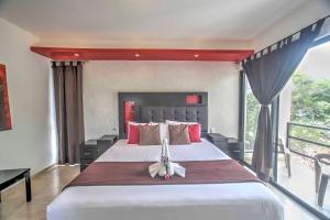 Paradise in Tulum - Villas la Veleta - V2, Prázdninové domy  Tulum - big - 54