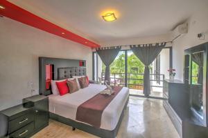 Paradise in Tulum - Villas la Veleta - V2, Prázdninové domy  Tulum - big - 53