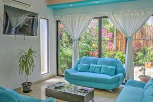 Paradise in Tulum - Villas la Veleta - V2, Prázdninové domy  Tulum - big - 49