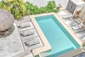 Paradise in Tulum - Villas la Veleta - V2, Ferienhäuser  Tulum - big - 47