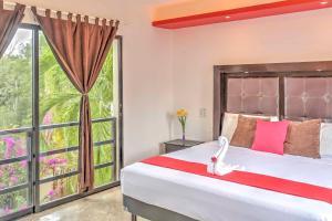Paradise in Tulum - Villas la Veleta - V2, Prázdninové domy  Tulum - big - 41