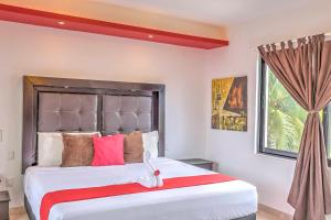 Paradise in Tulum - Villas la Veleta - V2, Prázdninové domy  Tulum - big - 40