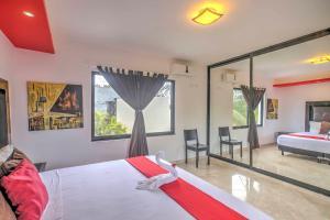 Paradise in Tulum - Villas la Veleta - V2, Prázdninové domy  Tulum - big - 39