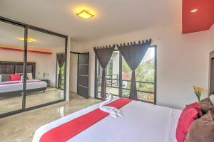 Paradise in Tulum - Villas la Veleta - V2, Prázdninové domy  Tulum - big - 20