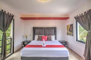 Paradise in Tulum - Villas la Veleta - V2, Ferienhäuser  Tulum - big - 22