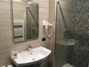 Hotel Villa Rosa, Hotel  Nago-Torbole - big - 35