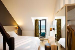 Escale Oceania Saint Malo, Отели  Сен-Мало - big - 5