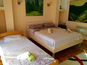 Vila Kraljevski 1, Appartamenti  Kumanovo - big - 9