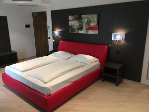 Hotel Villa Rosa, Hotel  Nago-Torbole - big - 34