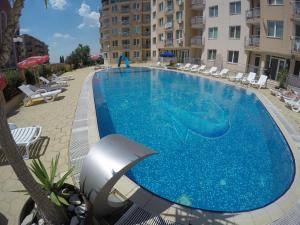 VP Black Sea, Appartamenti  Sunny Beach - big - 22