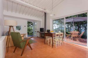 Santana Cottage, Prázdninové domy  Rabo de Peixe - big - 8