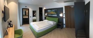 Hotel Villa Rosa, Hotel  Nago-Torbole - big - 32