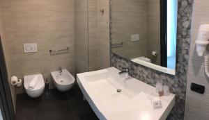 Hotel Villa Rosa, Hotely  Nago-Torbole - big - 32
