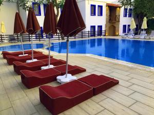 Hotel Atrium, Hotely  Bodrum City - big - 39