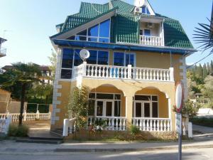 Гостиница Лебедь, Мини-гостиницы  Новый Афон - big - 1