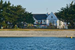 Logis Hôtel de la Pointe du Cap Coz
