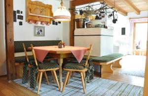 Haus Antonius Lilie, Apartmanok  Heiligenblut - big - 3