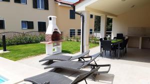 Villas Simag, Villen  Banjole - big - 32