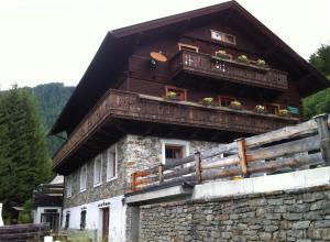 Haus Antonius Lilie, Apartmanok  Heiligenblut - big - 2