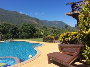 Magnificent Mountain View Retreat, Dovolenkové domy  Chiang Dao - big - 29