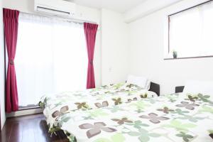 La Familia Yamasaka, Apartmanok  Oszaka - big - 54