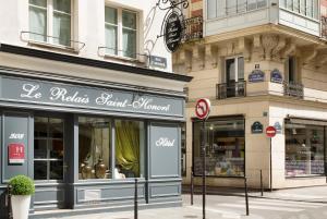 Le Relais Saint Honoré, Отели  Париж - big - 33