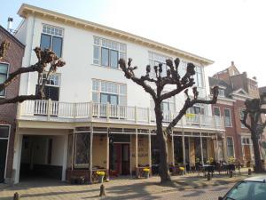 Tweelwonen Hof van Holland Noordwijk apartments, Apartments  Noordwijk - big - 34