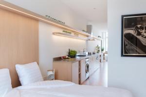 Tweelwonen Hof van Holland Noordwijk apartments, Apartments  Noordwijk - big - 9