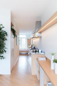 Tweelwonen Hof van Holland Noordwijk apartments, Apartments  Noordwijk - big - 5
