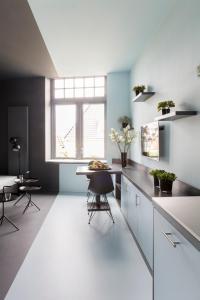 Tweelwonen Hof van Holland Noordwijk apartments, Apartments  Noordwijk - big - 10
