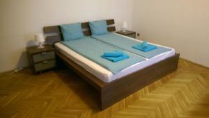 National Museum Apartment, Appartamenti  Budapest - big - 3
