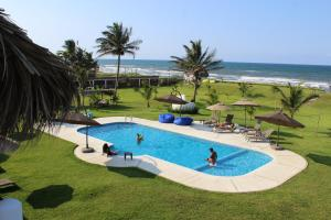 Hotel Taboga, Hotels  Monte Gordo - big - 37