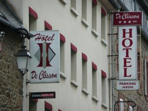 Hotel De Clisson Saint Brieuc, Hotely  Saint-Brieuc - big - 20