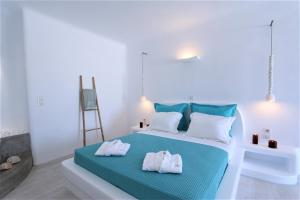 Yades Suites - Apartments & Spa, Aparthotely  Naousa - big - 73