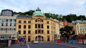 Holiday Apartment II, Apartments  Karlovy Vary - big - 27